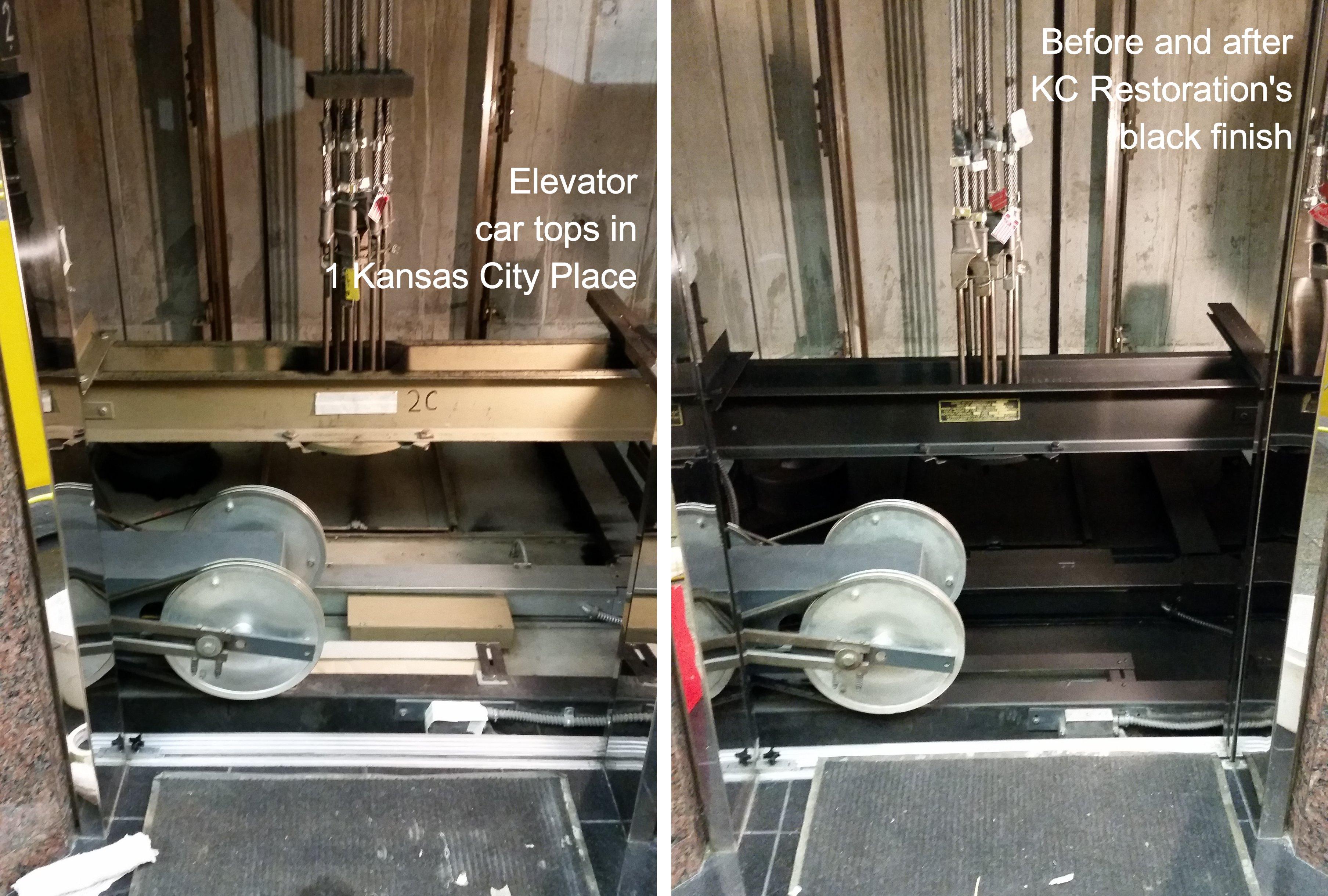 Elevator work
