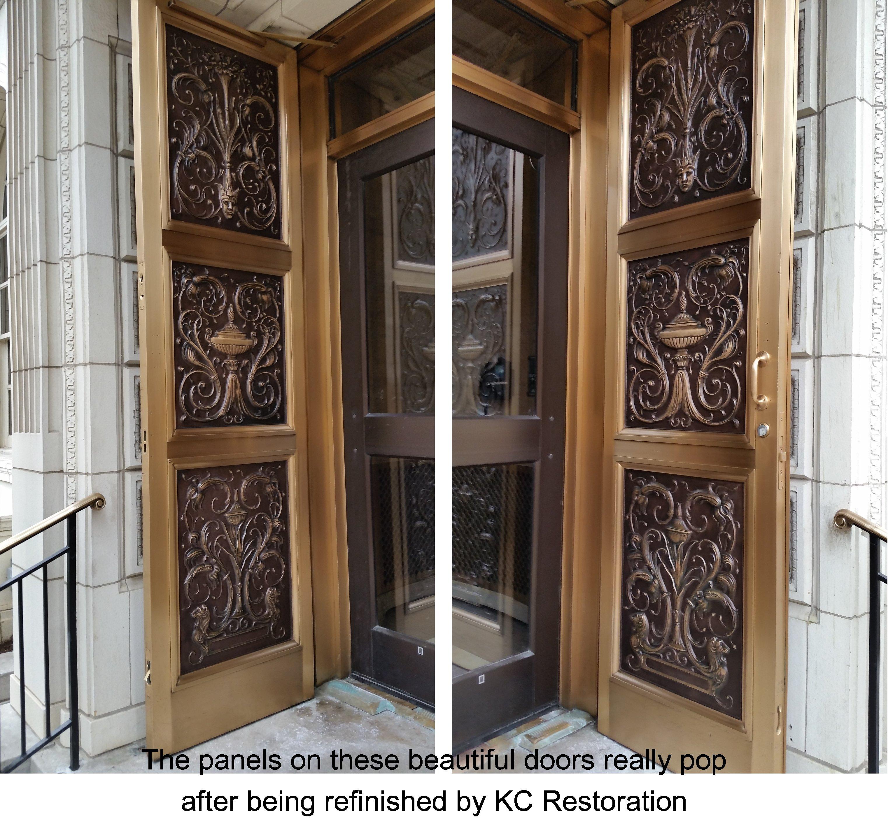 Deramus doors