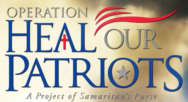Operation Heal Our Patriots
