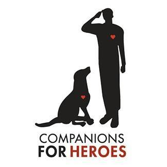 Companions for Heroes logo