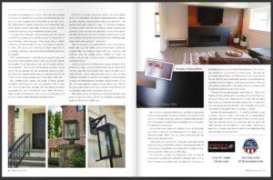 KC Restoration magazine article