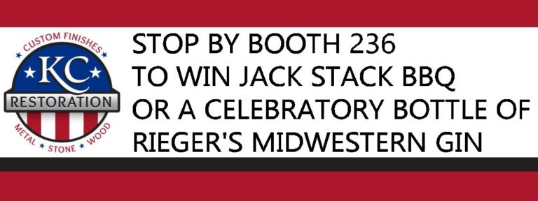 Stop by Booth 236 for a Chance to Win