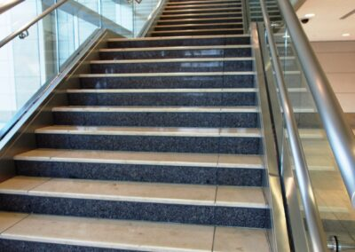 Handrail Restoration and Cleaning