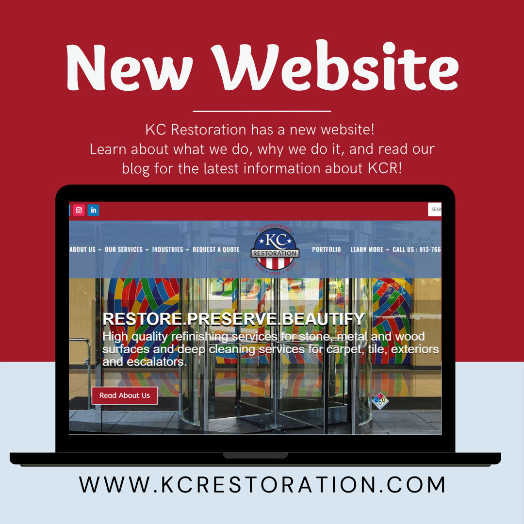KCR Gets New Website!