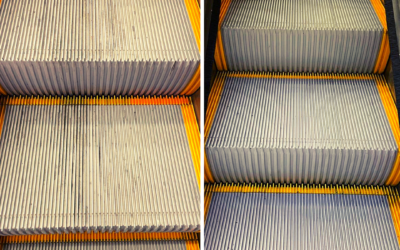 Importance of Clean Escalators