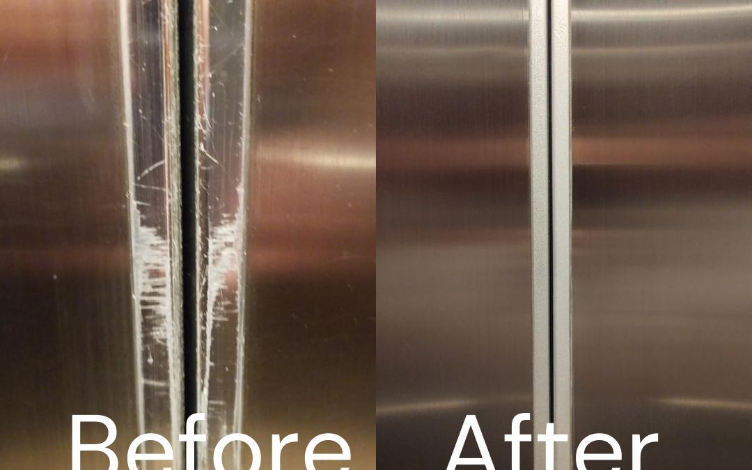 Importance of Maintaining Elevator Finishes