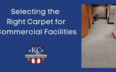 Selecting the Right Carpet for Commercial Facilities