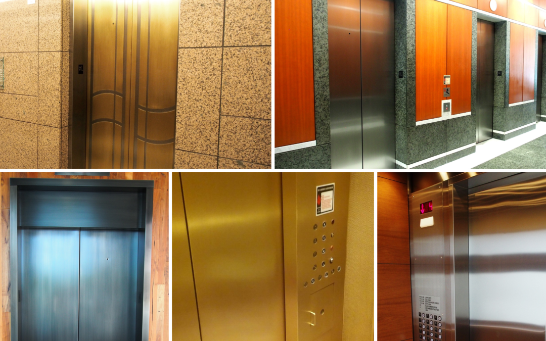 Make Sure Your Elevators are Shiny and Clean for Workers Coming Back to the Office