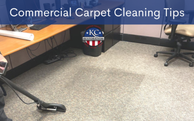 Tips for Commercial Carpet Cleaning