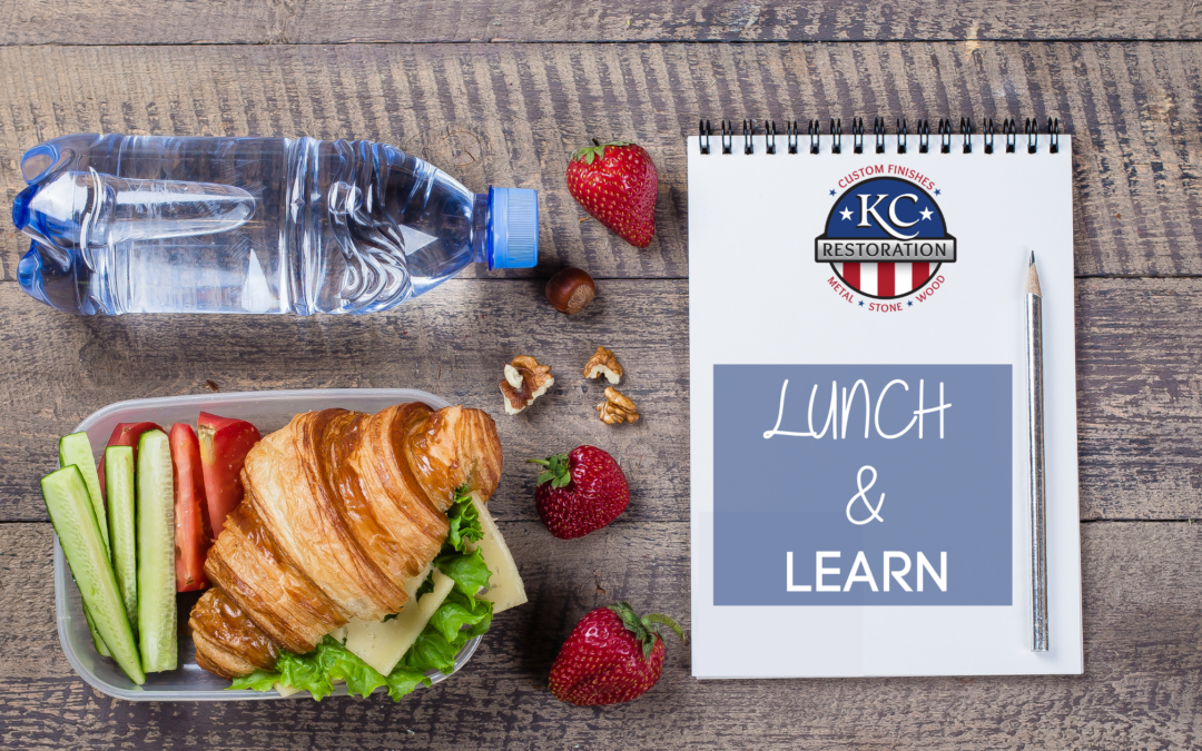 Lunch and Learns are Back!
