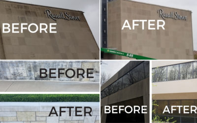 Top Reasons to Clean Your Commercial Building's Exterior