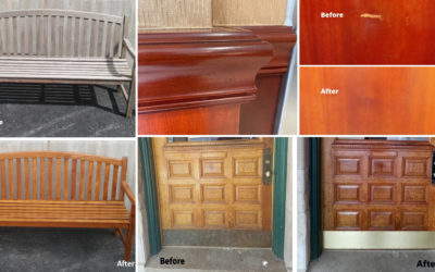 Benefits of a Maintenance Plan for Wood Surfaces