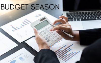 Tips for Budget Season